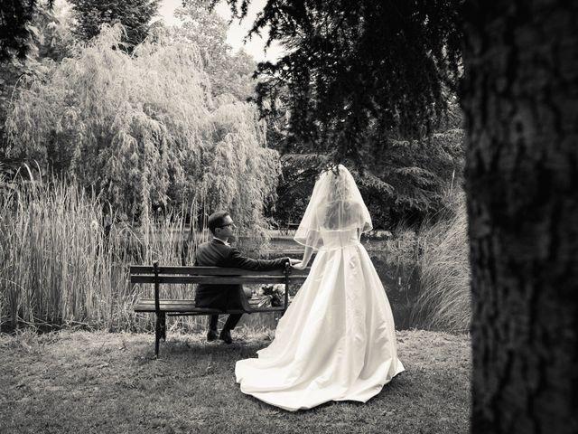 Le mariage de Aurélien et Laurence à Aigues-Vives, Gard 25