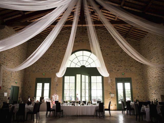 Le mariage de Aurélien et Laurence à Aigues-Vives, Gard 26