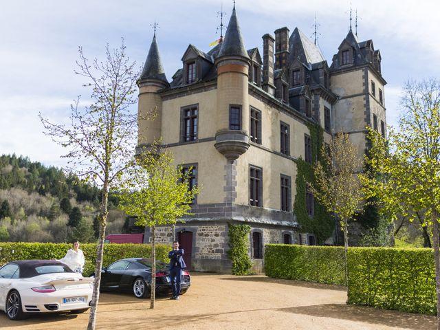 Le mariage de Jérémie et Michaela à Mozac, Puy-de-Dôme 13