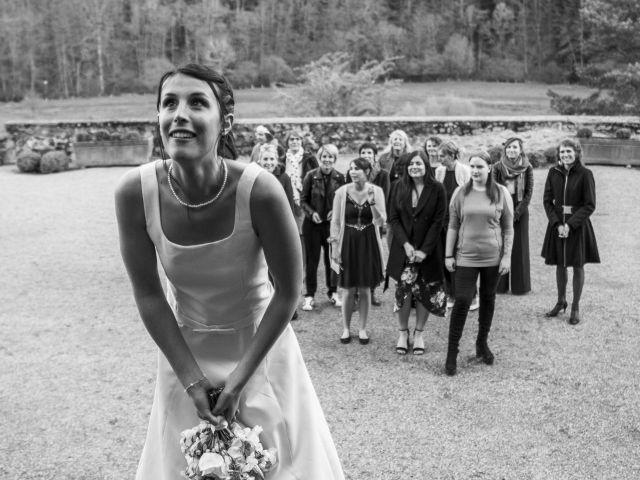 Le mariage de Jérémie et Michaela à Mozac, Puy-de-Dôme 14