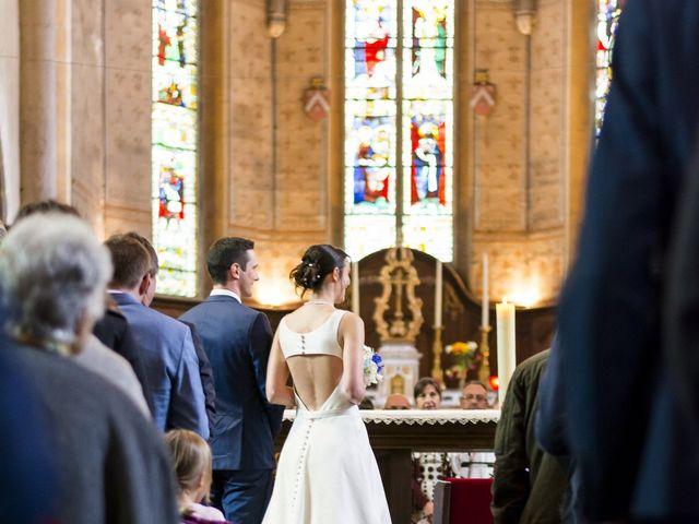 Le mariage de Jérémie et Michaela à Mozac, Puy-de-Dôme 22