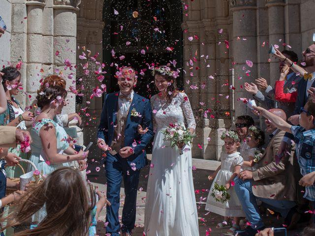 Le mariage de Baptiste et Amandine à Fouras, Charente Maritime 40