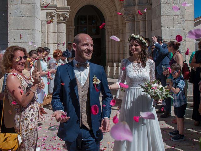 Le mariage de Baptiste et Amandine à Fouras, Charente Maritime 41