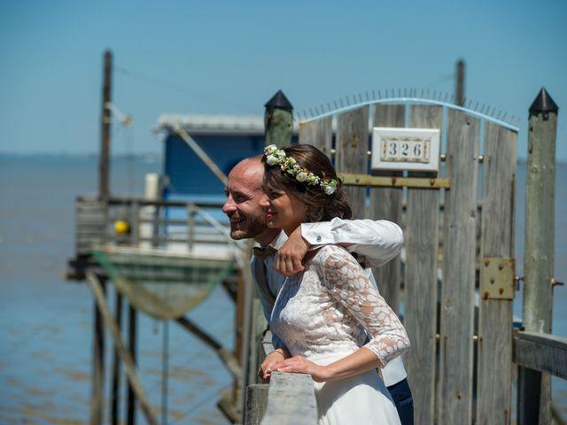 Le mariage de Baptiste et Amandine à Fouras, Charente Maritime 58