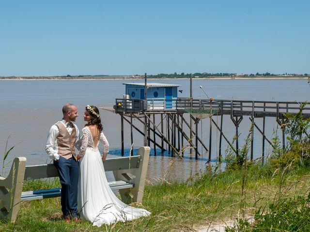 Le mariage de Baptiste et Amandine à Fouras, Charente Maritime 61