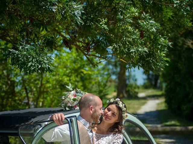 Le mariage de Baptiste et Amandine à Fouras, Charente Maritime 66