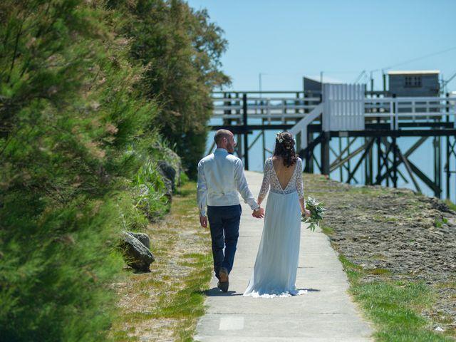 Le mariage de Baptiste et Amandine à Fouras, Charente Maritime 67