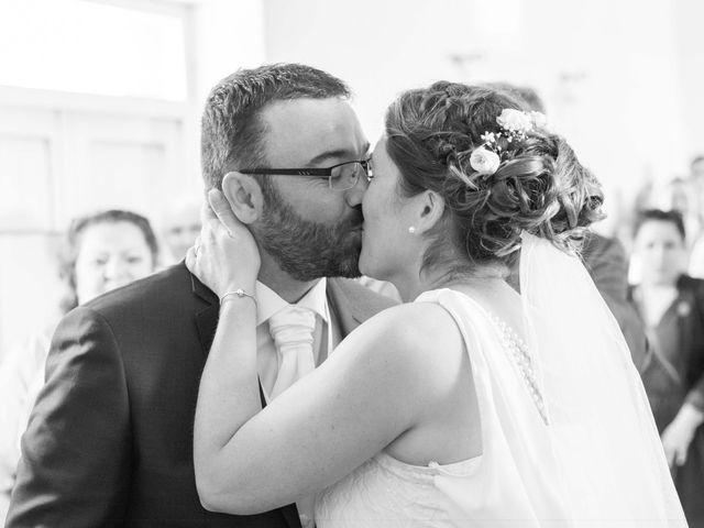 Le mariage de Robin et Marine à Le Mesnil, Manche 25