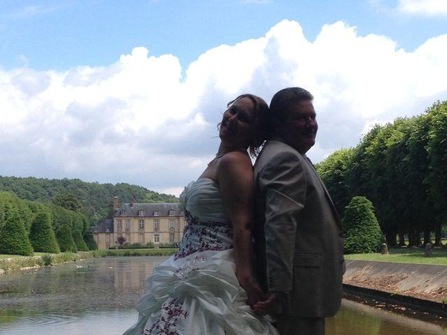 Le mariage de Vanessa et Olivier à Marcq, Yvelines 6