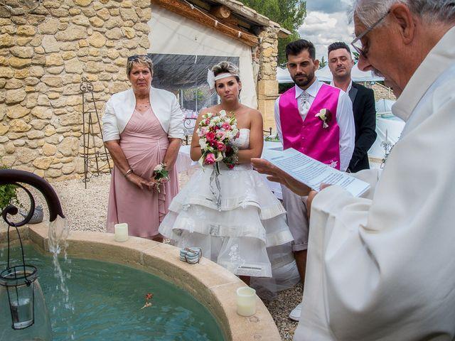 Le mariage de Boris et Sandrine à Mérindol, Vaucluse 6