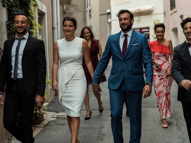 Le mariage de Frédéric et Sophie à Bouzigues, Hérault 8