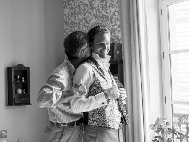 Le mariage de Côme et Céline à Étaule, Yonne 14