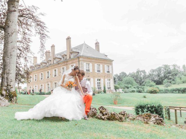 Le mariage de Côme et Céline à Étaule, Yonne 32