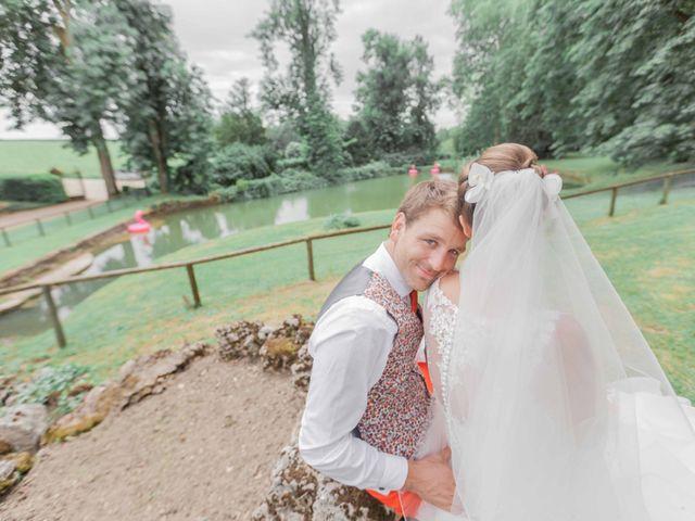 Le mariage de Côme et Céline à Étaule, Yonne 33