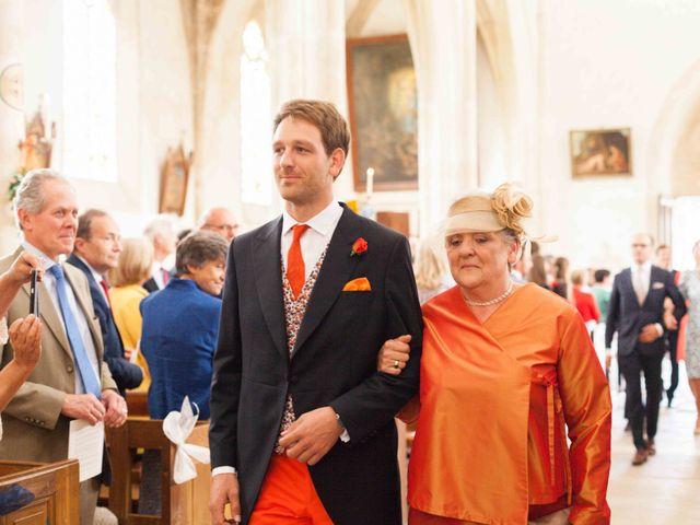 Le mariage de Côme et Céline à Étaule, Yonne 38