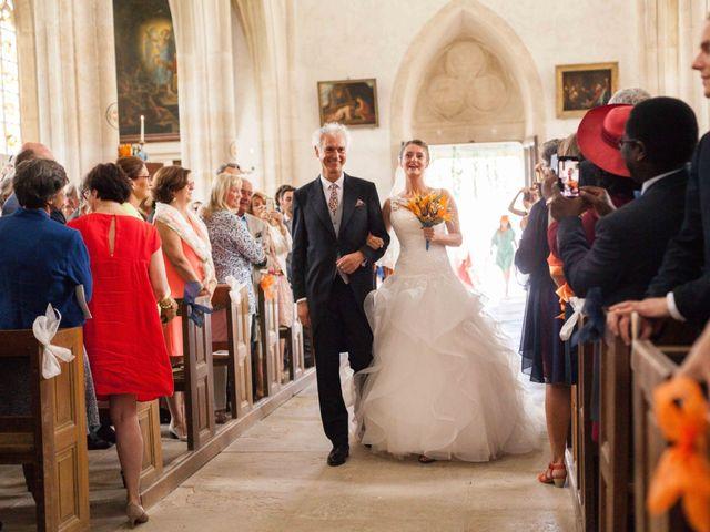 Le mariage de Côme et Céline à Étaule, Yonne 40