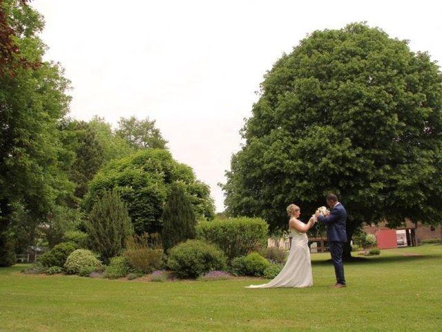 Le mariage de Vincent et Delphine à Hanvoile, Oise 12