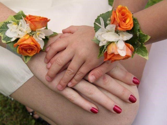 Le mariage de Vincent et Delphine à Hanvoile, Oise 21