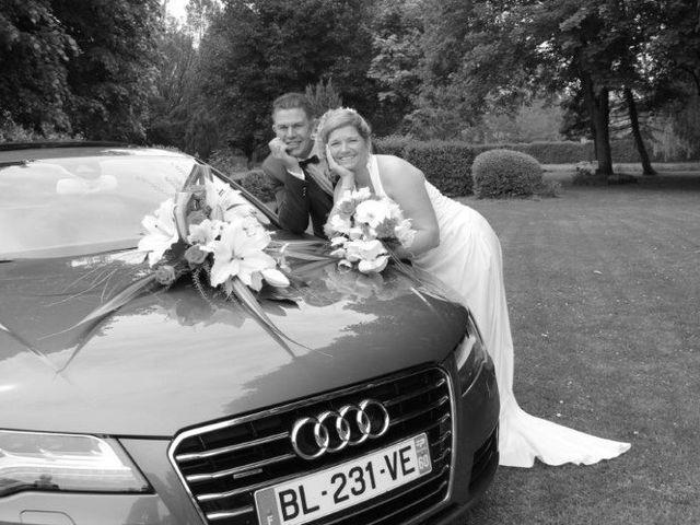 Le mariage de Vincent et Delphine à Hanvoile, Oise 24
