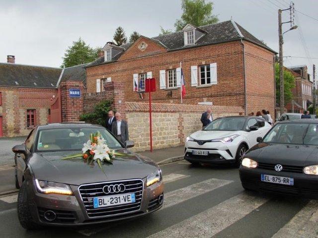 Le mariage de Vincent et Delphine à Hanvoile, Oise 33