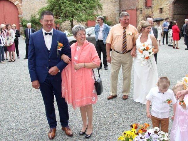 Le mariage de Vincent et Delphine à Hanvoile, Oise 34