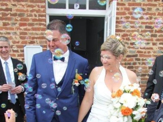 Le mariage de Vincent et Delphine à Hanvoile, Oise 40