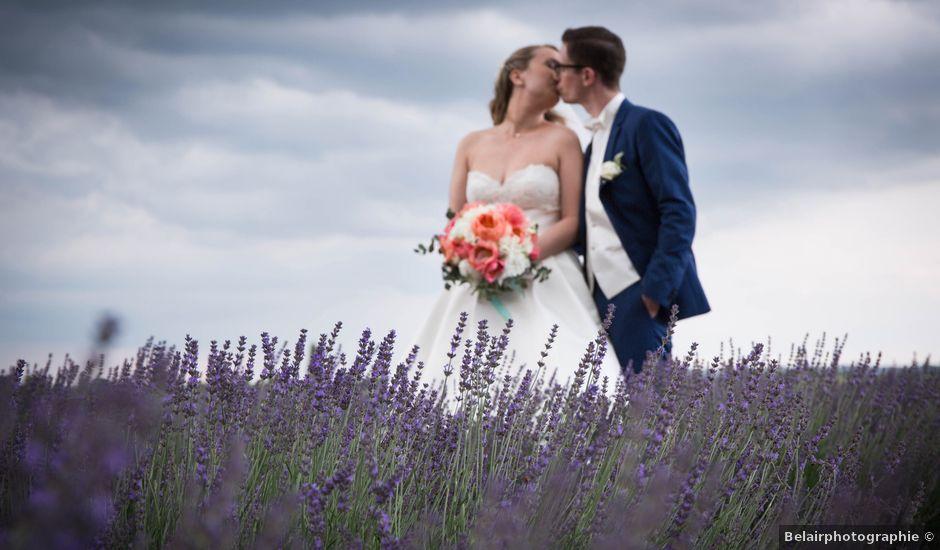 Le mariage de Aurélien et Laurence à Aigues-Vives, Gard