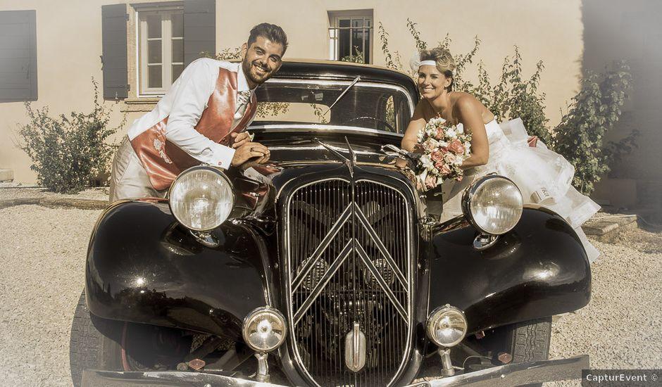 Le mariage de Boris et Sandrine à Mérindol, Vaucluse