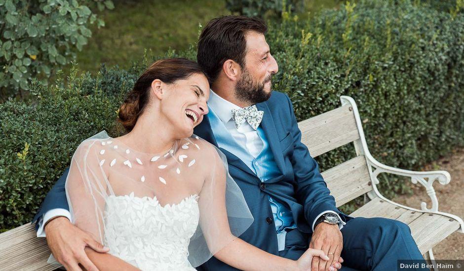 Le mariage de Frédéric et Sophie à Bouzigues, Hérault