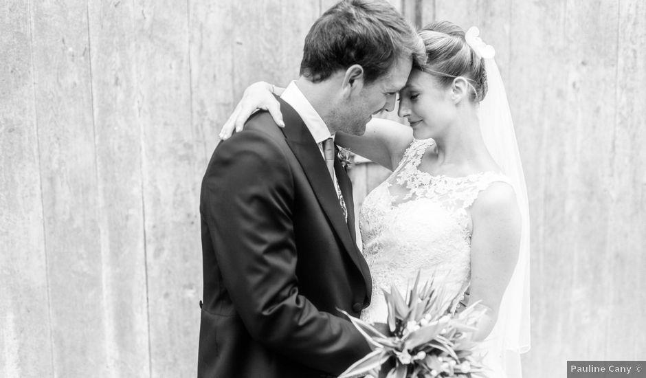 Le mariage de Côme et Céline à Étaule, Yonne