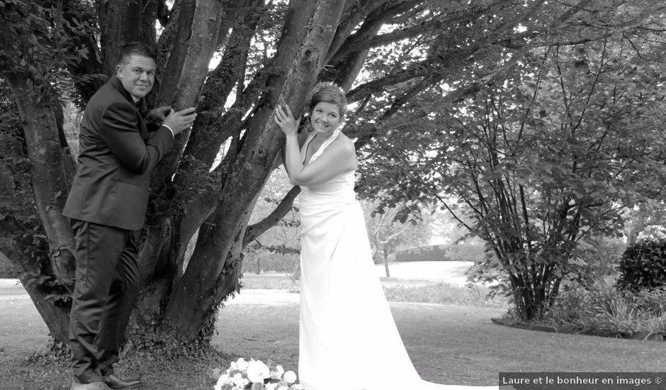 Le mariage de Vincent et Delphine à Hanvoile, Oise