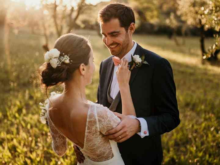 Le mariage de Valentine et Benjamin