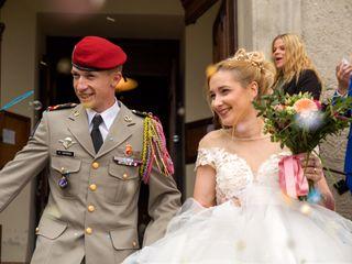 Le mariage de Mégane et Romain