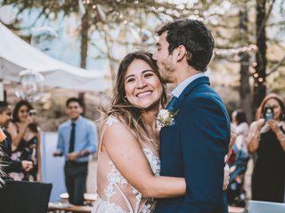 Le mariage de Valeria et William