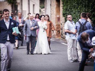 Le mariage de Galina et Guillaume 1