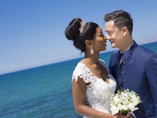Le mariage de Doriane et Terence
