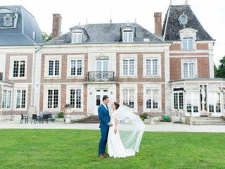 Le mariage de Célia et Aurélien