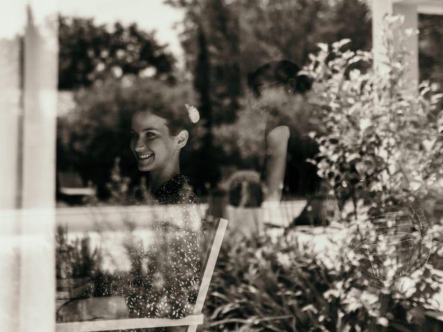 Le mariage de Benjamin et Valentine à Trans-en-Provence, Var 2