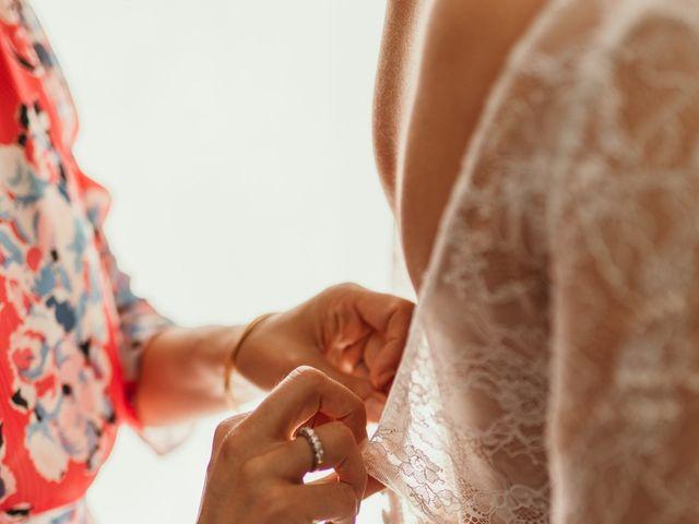 Le mariage de Benjamin et Valentine à Trans-en-Provence, Var 8