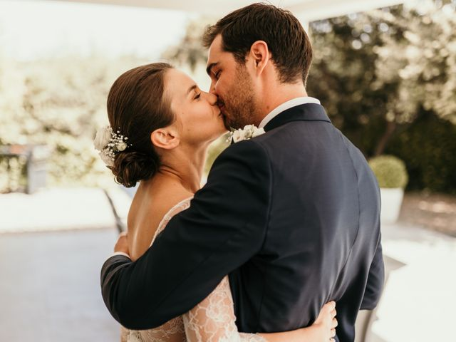 Le mariage de Benjamin et Valentine à Trans-en-Provence, Var 15