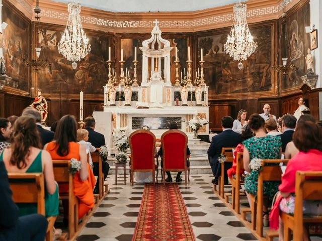 Le mariage de Benjamin et Valentine à Trans-en-Provence, Var 19