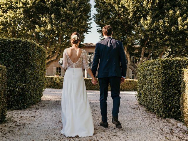 Le mariage de Benjamin et Valentine à Trans-en-Provence, Var 26