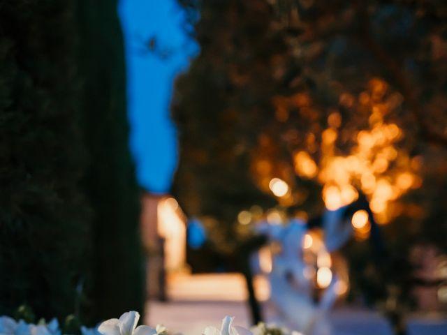 Le mariage de Benjamin et Valentine à Trans-en-Provence, Var 45