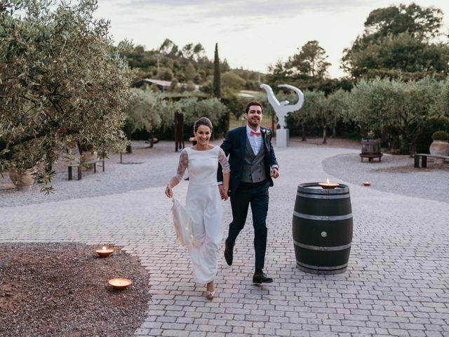 Le mariage de Benjamin et Valentine à Trans-en-Provence, Var 43