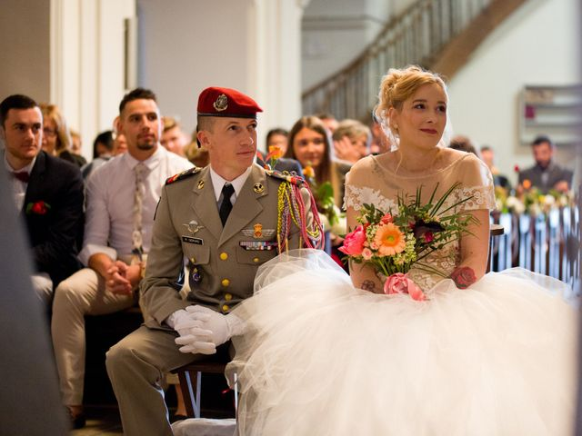 Le mariage de Romain et Mégane à Castres, Tarn 1