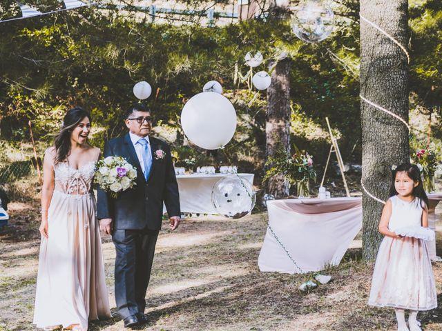 Le mariage de William et Valeria à Isola, Alpes-Maritimes 4