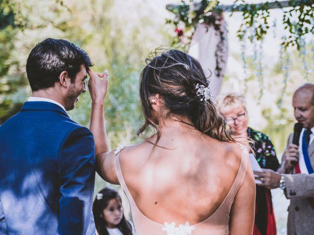 Le mariage de William et Valeria à Isola, Alpes-Maritimes 22