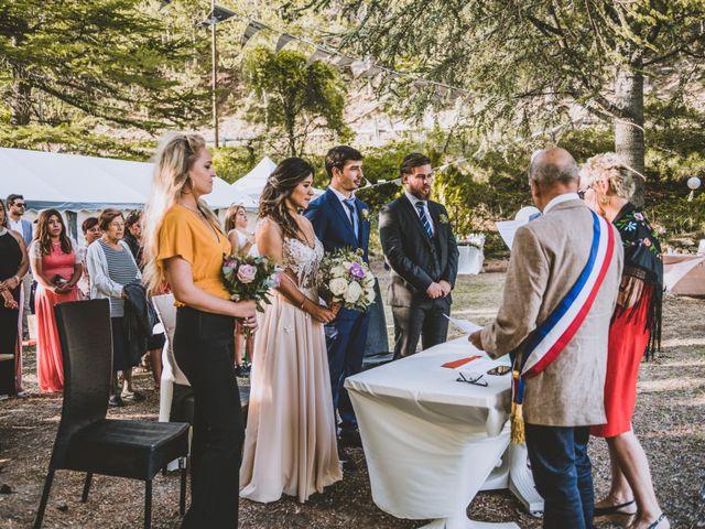 Le mariage de William et Valeria à Isola, Alpes-Maritimes 23