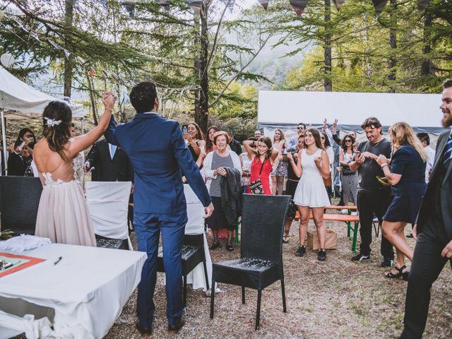 Le mariage de William et Valeria à Isola, Alpes-Maritimes 36