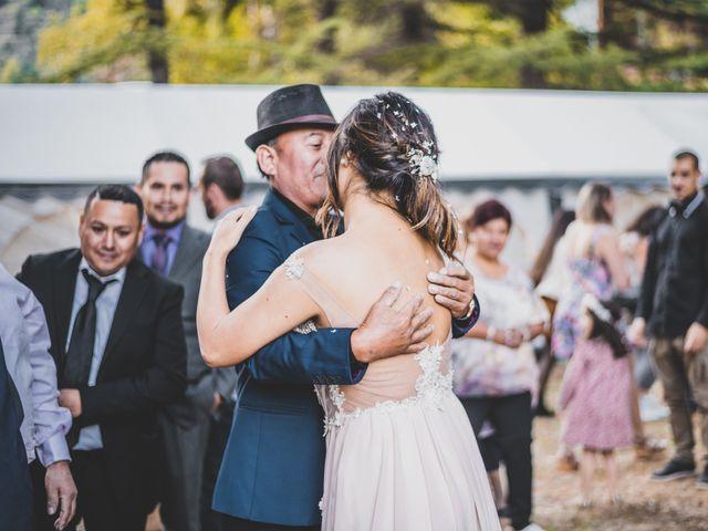 Le mariage de William et Valeria à Isola, Alpes-Maritimes 44